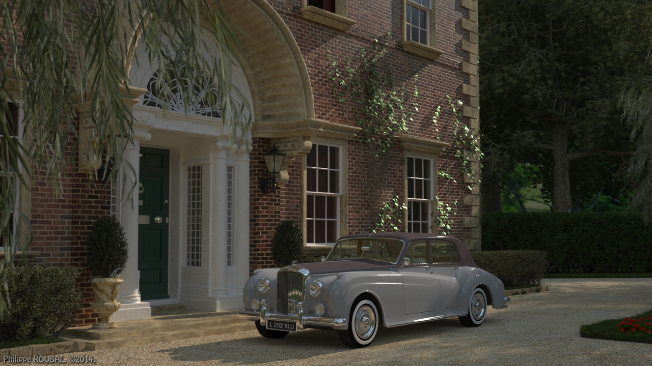 Milton Manor - Bentley S2 1962