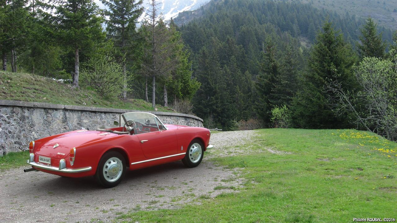 Alfa romeo veloce spider 1962 12